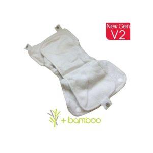 Absorbente bambu